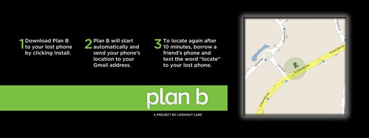Plan B – Locating your phone AFTER it's lost or stolen (Free