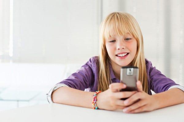 cell phones for children