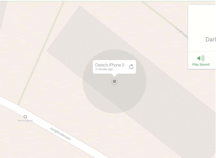 How accurate is the Find My iPhone app really? – Cell phone