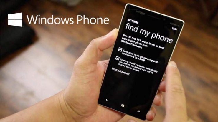 Find Your Windows Phone After It S Already Lost Stolen