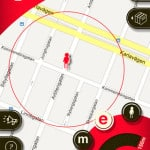 Loci.st phone tracker app for Iphone