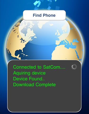 Phone Tracker app for iPhone