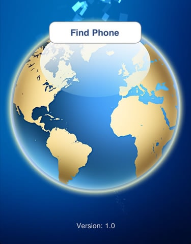Phone Tracker iPhone app for tracking phones